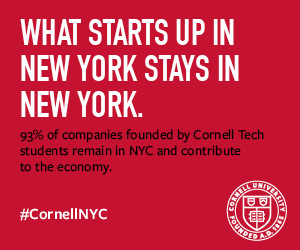 Cornell University Advertisement
